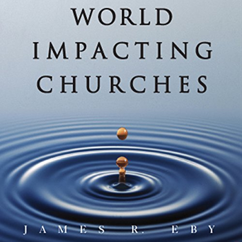 World Impacting Churches audiobook cover art