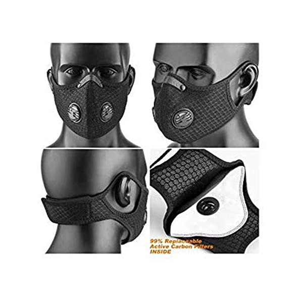 maschera con filtro n99
