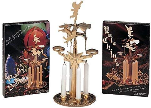 Biedermann Sons Yule Candle Manufacturer regenerated Max 61% OFF product Chime Holder