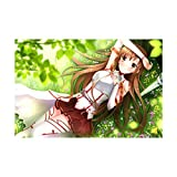 HQHQH Sword Art Online Yuuki Asuna Rompecabezas de Madera de Anime Rompecabezas de Juegos de Juguete de descompresión Familiar (200pcs)