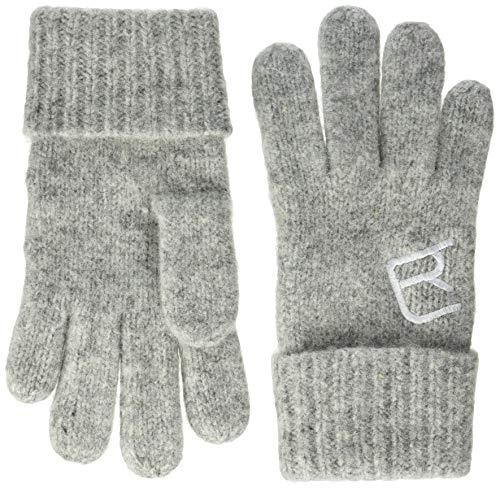 ORTOVOX Damen Swisswool Classic Handschuhe, Grey Blend, M