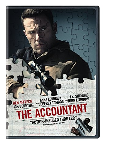The Accountant (DVD)