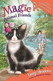 Imogen Scribblewhiskers' Perfect Picture: Book 32 (Magic Animal Friends)