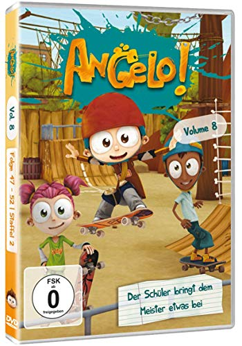 Angelo! - Volume 8 - Staffel 2
