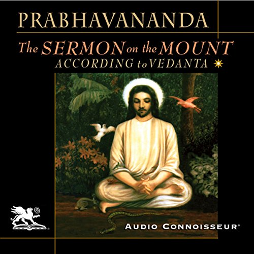 The Sermon on the Mount According to Vedanta cover art