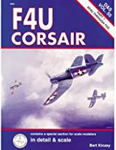 F4U Corsair in Detail & Scale, Part 1: XF4U Through F2G (D&S, Vol. 55)