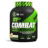 MusclePharm Combat Protein Powder, 5 Protein Blend, Cookies 'N' Cream,...
