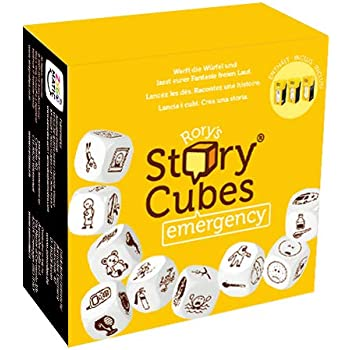 New Asmodee Rory/'s Story Cubes core game