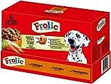Frolic Comida para Perros Completa, Diferentes tamaños y sabores