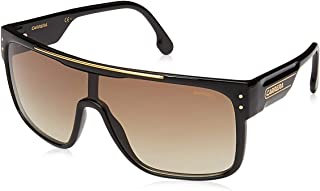 Carrera CA FLAGTOP II Black/Brown Shaded 99/1/140 Men Sunglasses