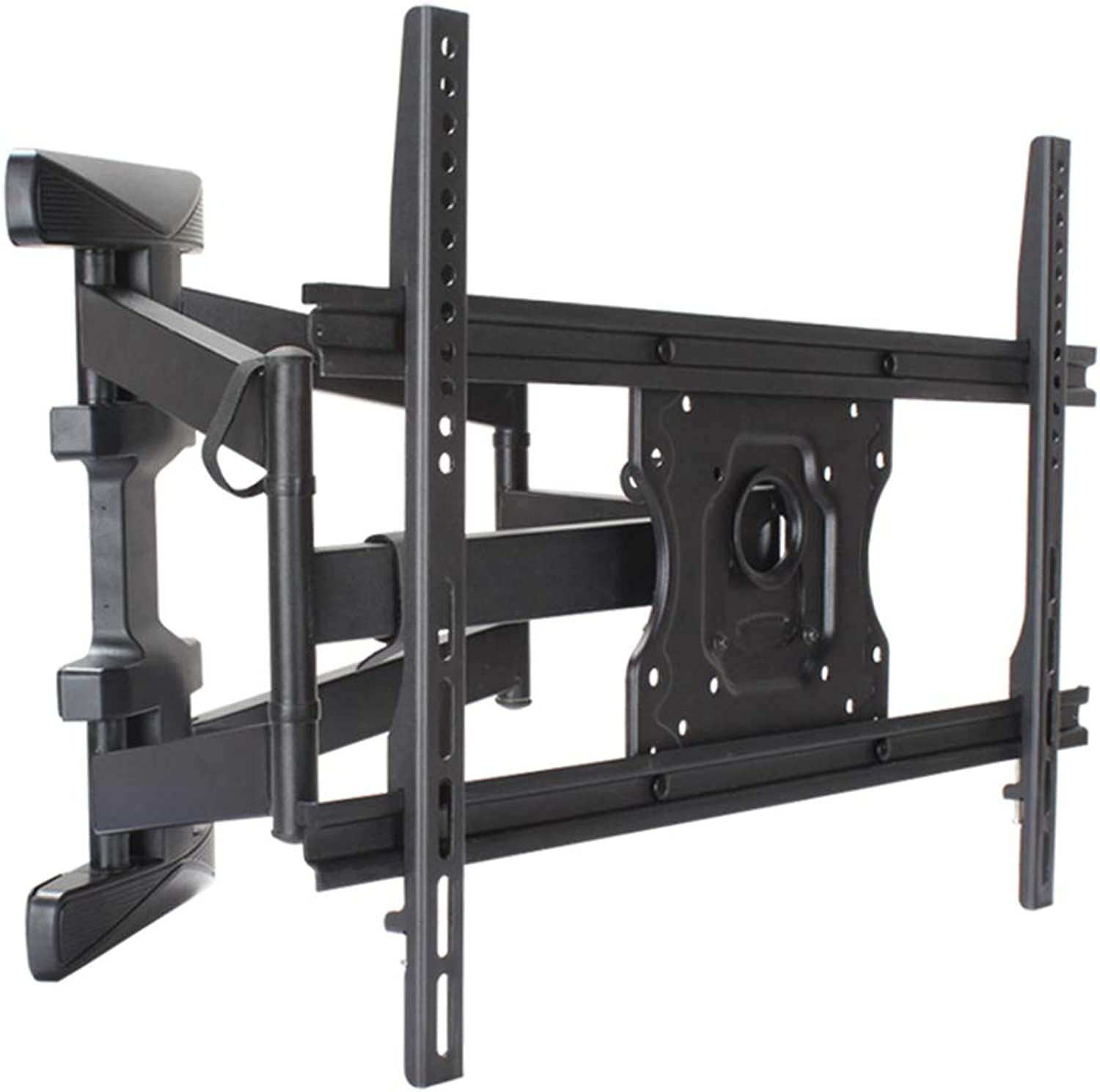 Wall TV Bracket, Plasma Flat Retractable LCD Bracket TV Mount Wall Mount Wall Stand Adjustable Mount Arm Fit for 32 70  Max Support 45.8KG
