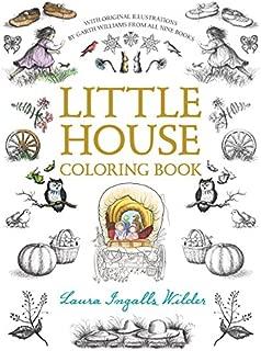 Little House Coloring Book (Little House Merchandise)
