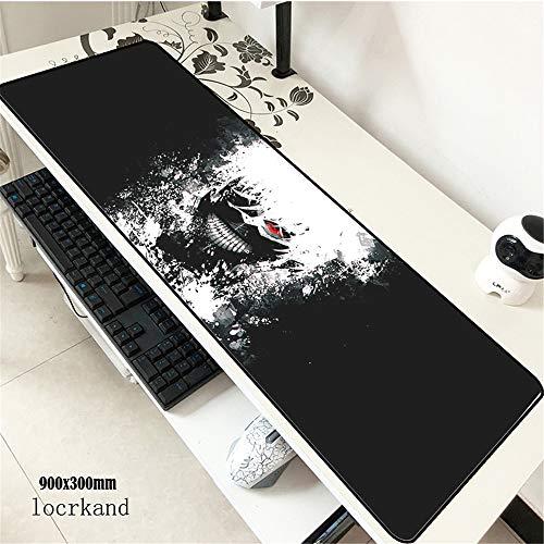 Bellissimo paesaggio mouse pad arte moda tastiera del computer desktop pad di alta qualità grande gioco pad sensazione tridimensionale 4 900X400X2MM