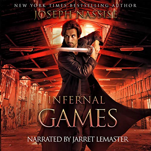 Infernal Games: A Templar Chronicles Urban Fantasy Thriller cover art