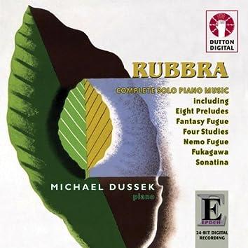 Rubbra: Complete Solo Piano Music