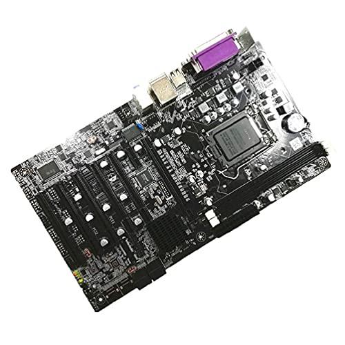 H61 DVR-placa base LGA 1155 Socket Control industrial Placa base DDR3 1066/1333 Placa base Sintonizador de antena automático Placa controladora Analizador Regulador de señal Generador