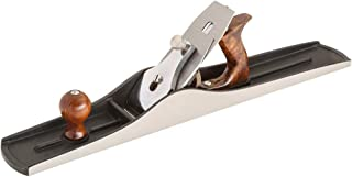 "Grizzly Industrial H7568-22"" Smoothing Plane with Serrated Sole"
