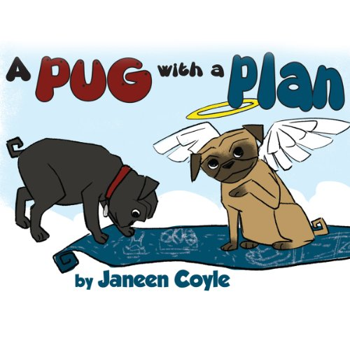A Pug with a Plan audiobook cover art