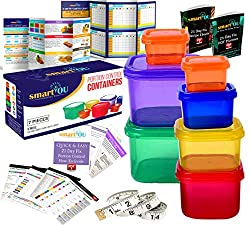 portion control containers kit