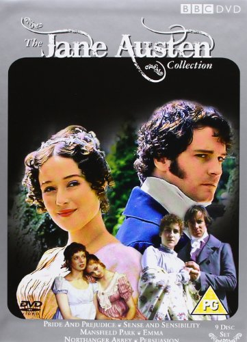 The Jane Austen BBC Collection: Pride & Prejudice / Persuasion / Northanger Abbey / Sense & Sensibility / Mansfield Park / Emma [9 DVD Box Set] [UK Import]