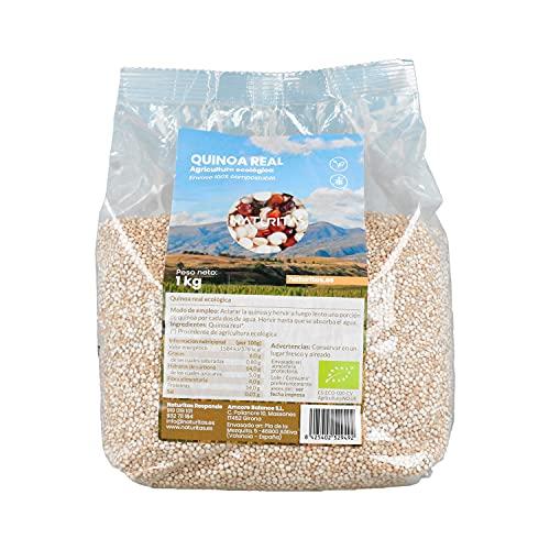 Quinoa Real de agricultura ecológica 1kg