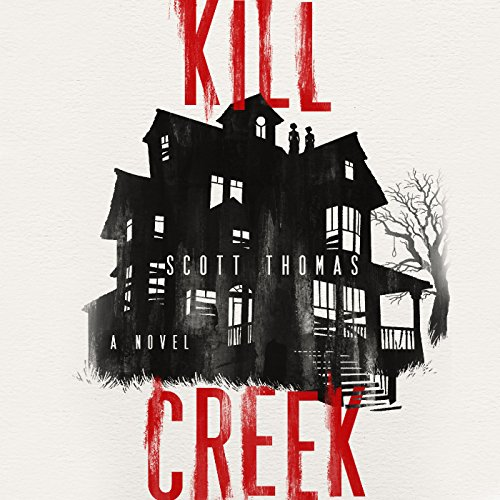 Kill Creek audiobook cover art