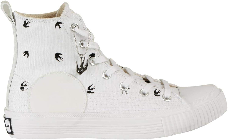McQ Sneakers Swallow Plimsoll High-Top women Mod. 472449R1140