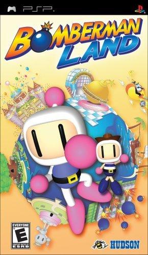 Bomberman Land - Sony PSP