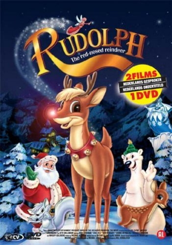Rudolph: The Red-Nosed Reindeer [1998] [Edizione: Paesi Bassi]