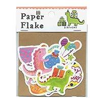 AIUEO Paper Flake/ペーパーフレーク【バースデー】 APF-07