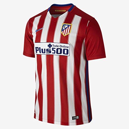 Atlético de Madrid 2015/16 - camiseta para hombre Red, Blue and White Talla:2...