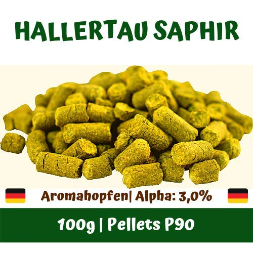 100 g Hopfenpellets P90 Tettnanger Aromahopfen Bier brauen Hopfen Craftbeer
