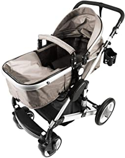 Baby Stroller for Catering, Grey