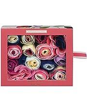 Heathcote & Ivory guisante de olor y madreselva Bañarse flores en caja deslizante, 85g