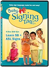 signing time volume 4