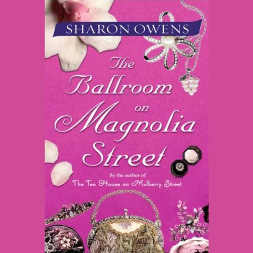 The Ballroom on Magnolia Street audiobook cover art