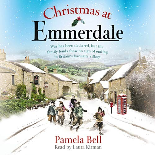 Christmas at Emmerdale cover art