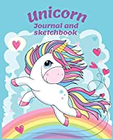 Unicorn Journal and Sketchbook