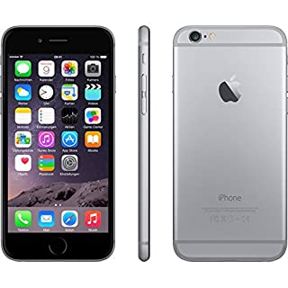 "Apple iPhone 6, 4,7"" Display, 32 GB, 2014, Space Grau (B073XK276F) 