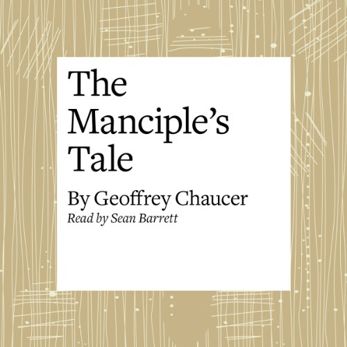 The Canterbury Tales: The Manciple's Tale (Modern Verse Translation) cover art