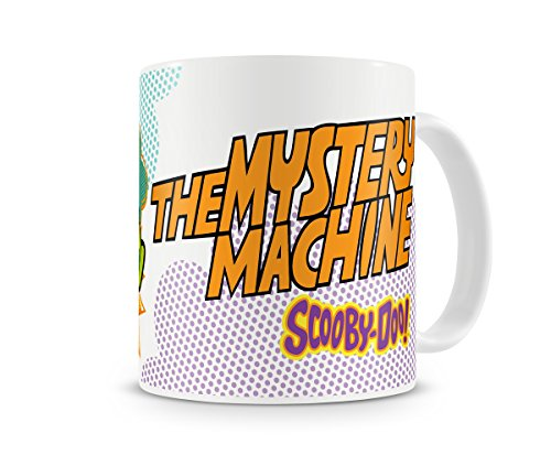 Offizielles Lizenzprodukt Scooby Doo - Mystery Machine Kaffeetasse, Kaffeebecher