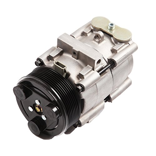 SCITOO AC Compressor CO 35112C 1997-2001 Compatible for F-ord for F-150 for F-250 4.6L 5.0L 5.4L 6.0L 6.8L