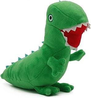Happy Trees George Dinosaur Plush Stuffed Cartoon Dinosaur Doll Toys, 6.7