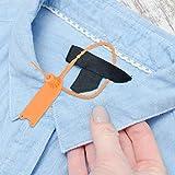 ciciglow Corbata autoblocante antirrobo Hecha de excelente Material PP, antienvejecimiento, Resistente al ácido y al frío, Adecuada para Todo Tipo de Industrias(Orange)
