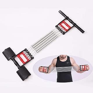 Dispositivo De Tracci/óN De Cuerda Fitness Expansor De Pecho Banda El/áStica Port/áTil Desmontable Ajustable Alianfrwe Extensores De Pecho para Fitness Tensores Musculacion