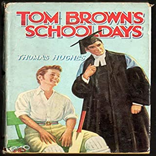 Tom Brown's School Days audiobook cover art