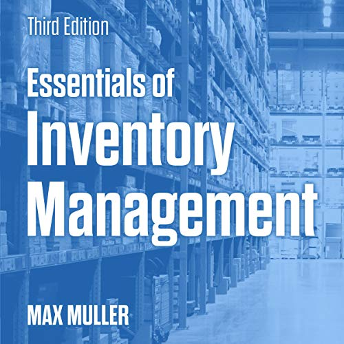 Essentials of Inventory Management, Third Edition cover art