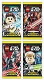 Top Media Lego 180224 Star Wars - Cartas coleccionables (50 boostes), Multicolor