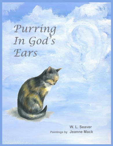 Purring in God\'s Ear (Purring in God\'s Ears Book 1) (English Edition)