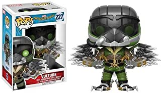 Funko POP Marvel Spider-Man Homecoming The Vulture Action Figure